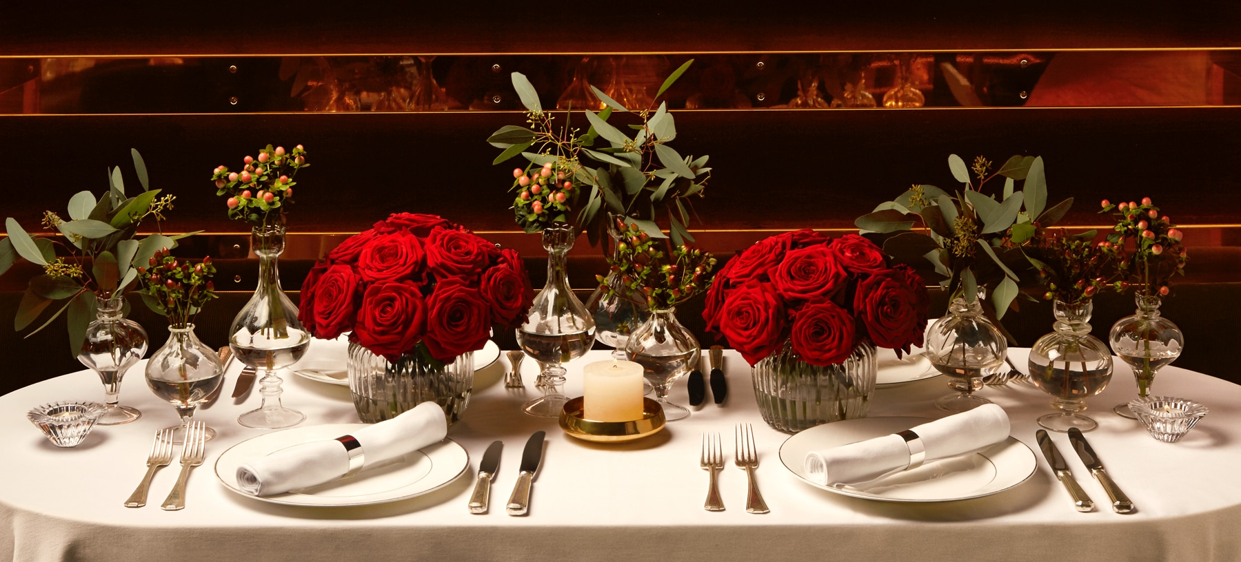 ROUGEBERRY TABLESCAPE