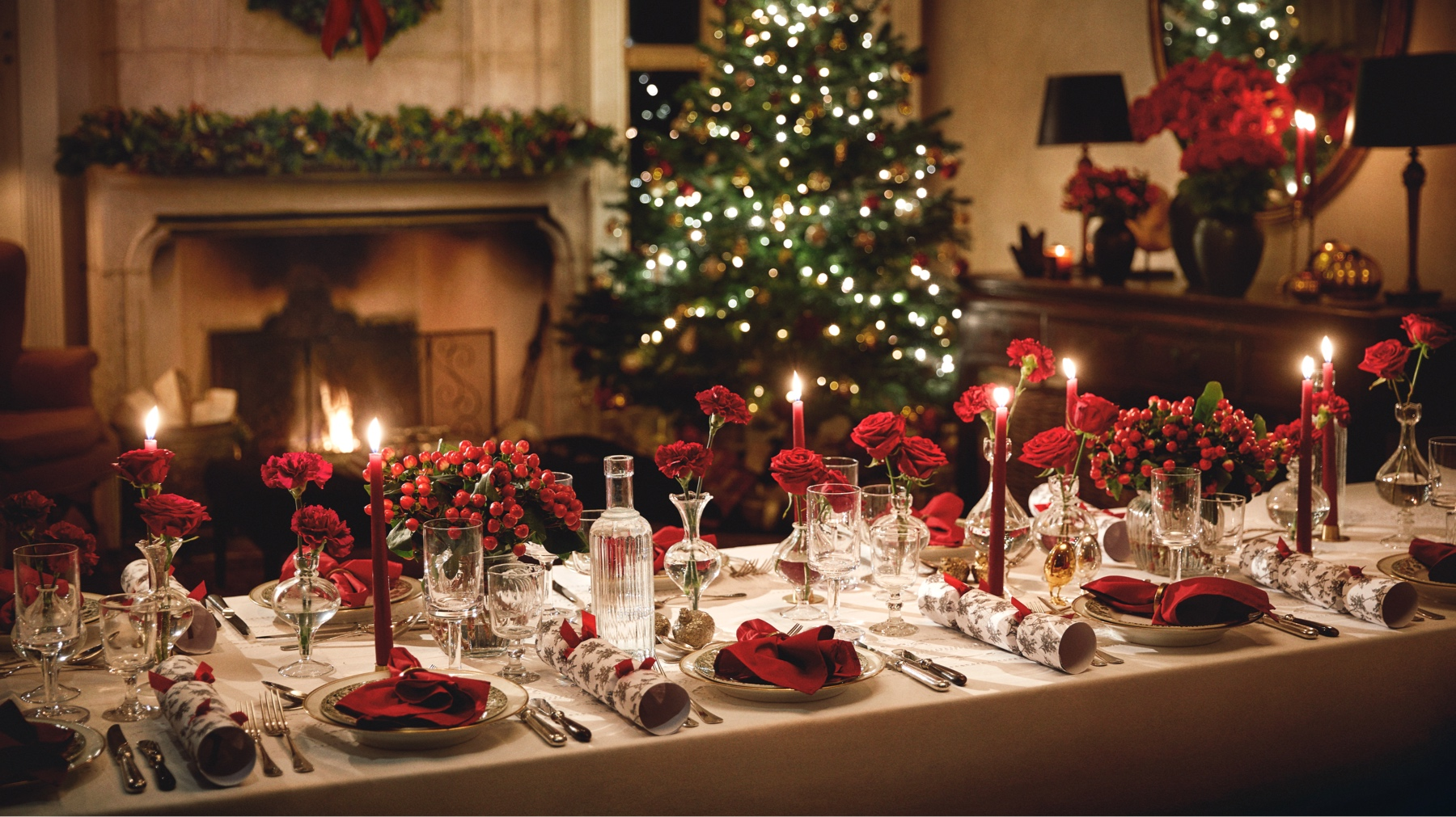 Christmas Table Sets