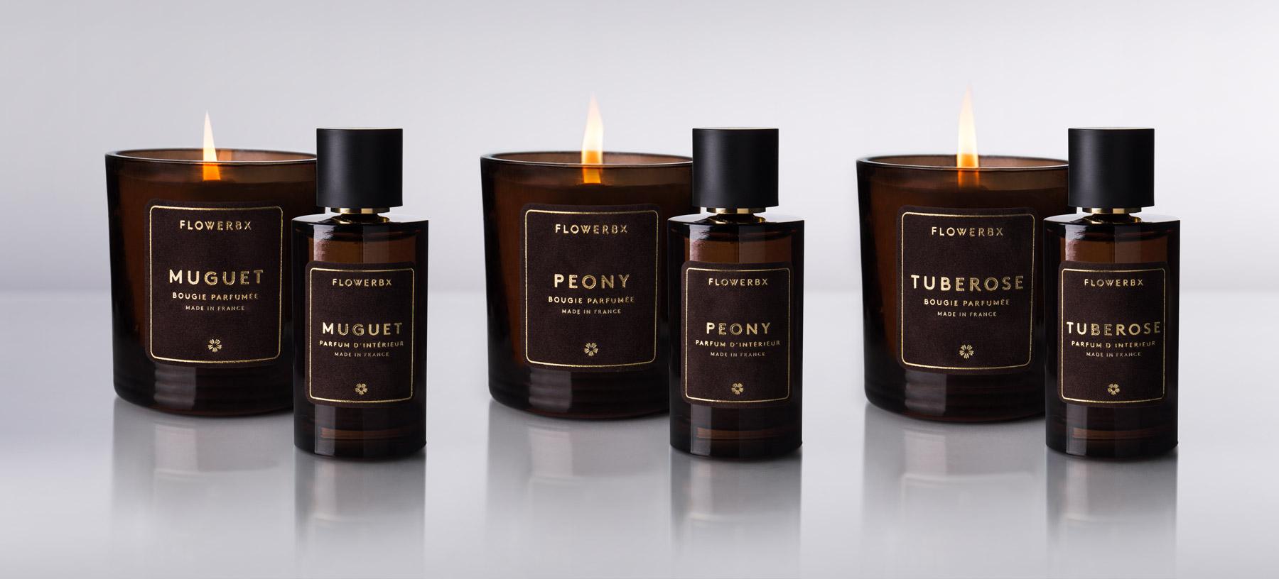 Candles & Home Fragrances