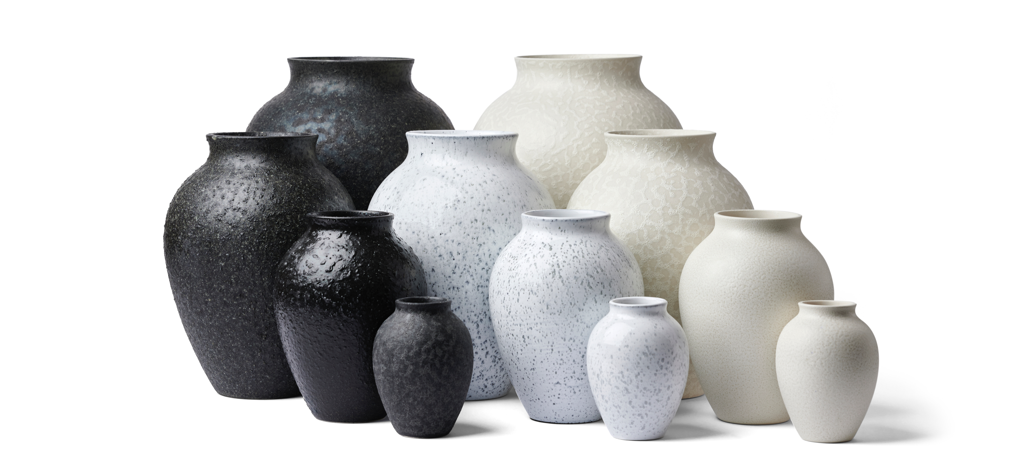 Collection de vases Mayfair