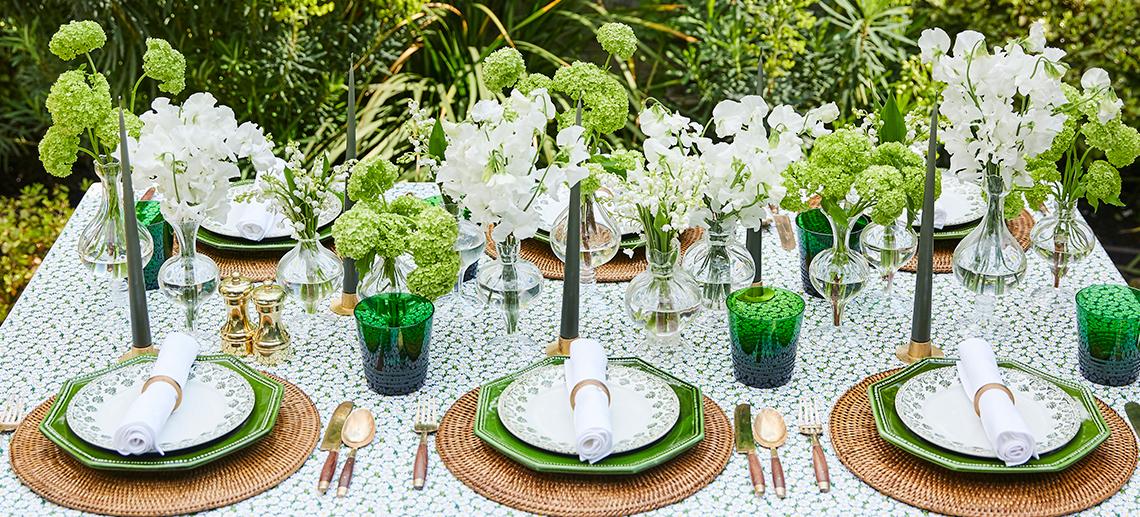 The Enchanted Garden Table