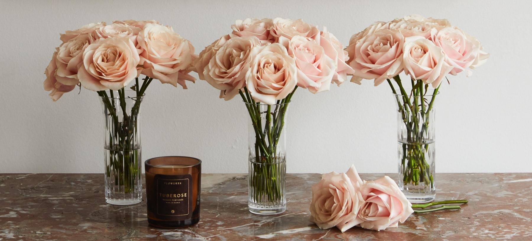 Baccarat Vase Sets