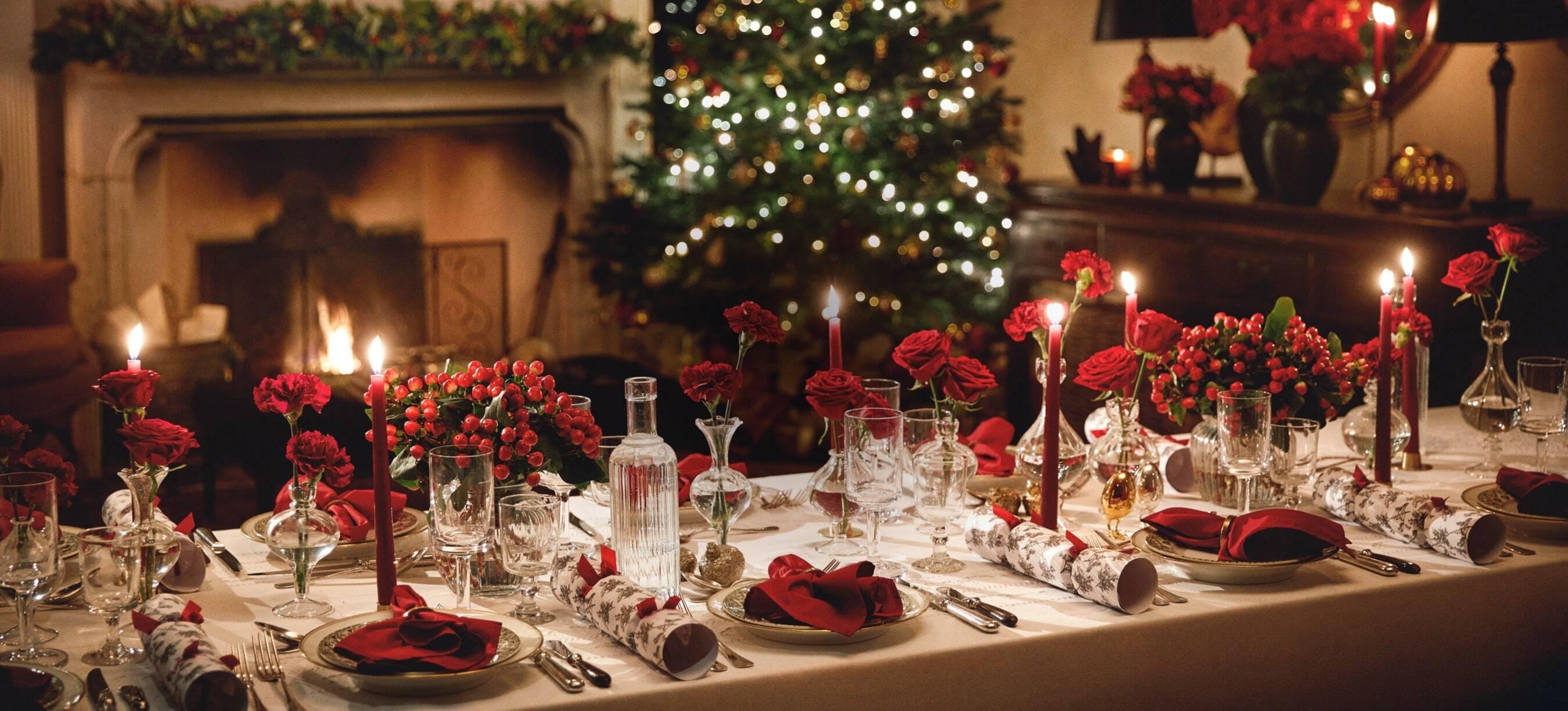 Christmas Table Sets