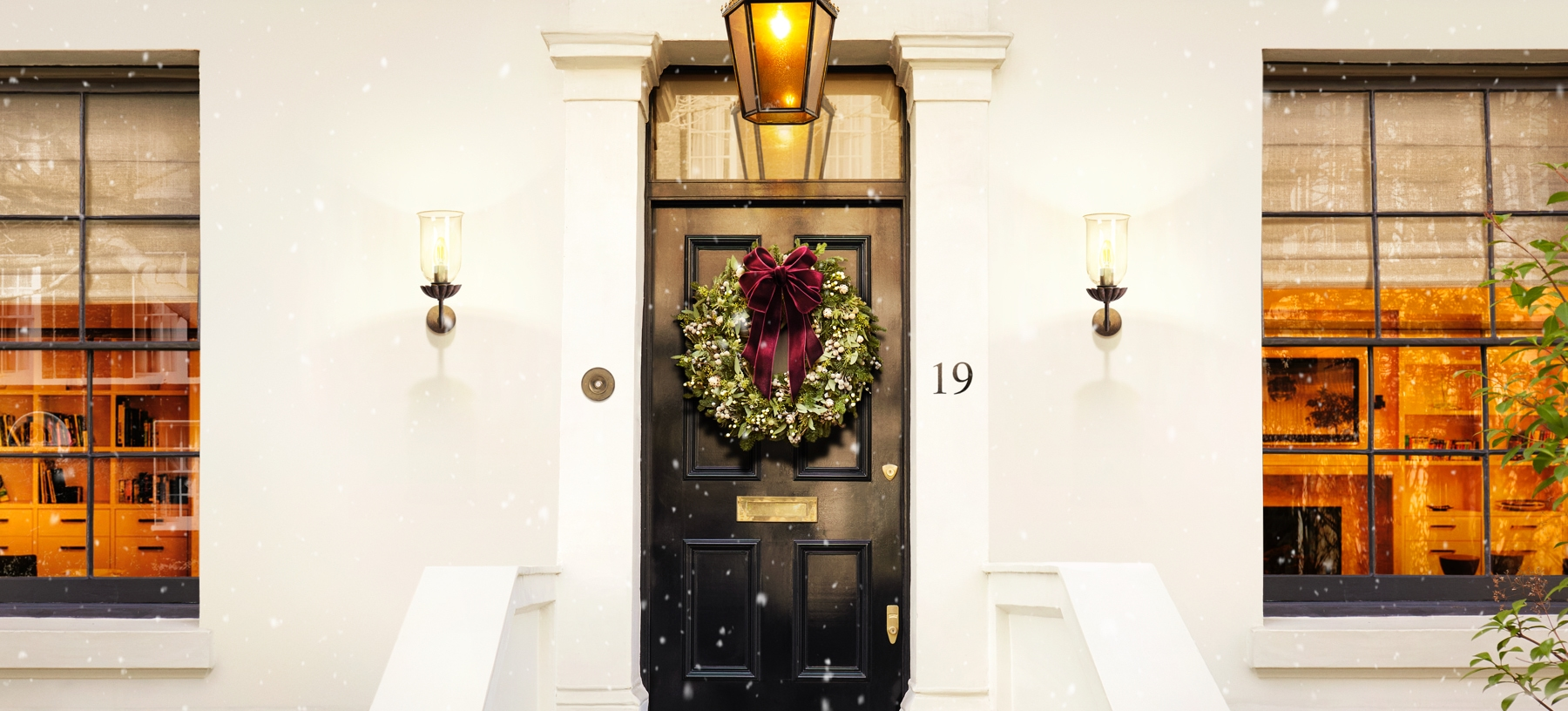 Holiday Wreaths and Garlands
