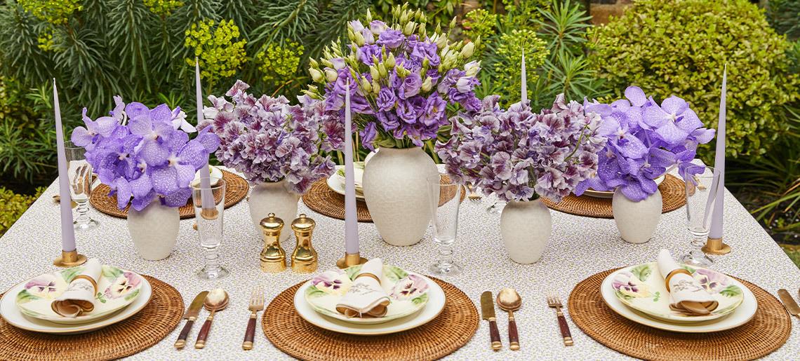 Ultraviolet Mayfair Table