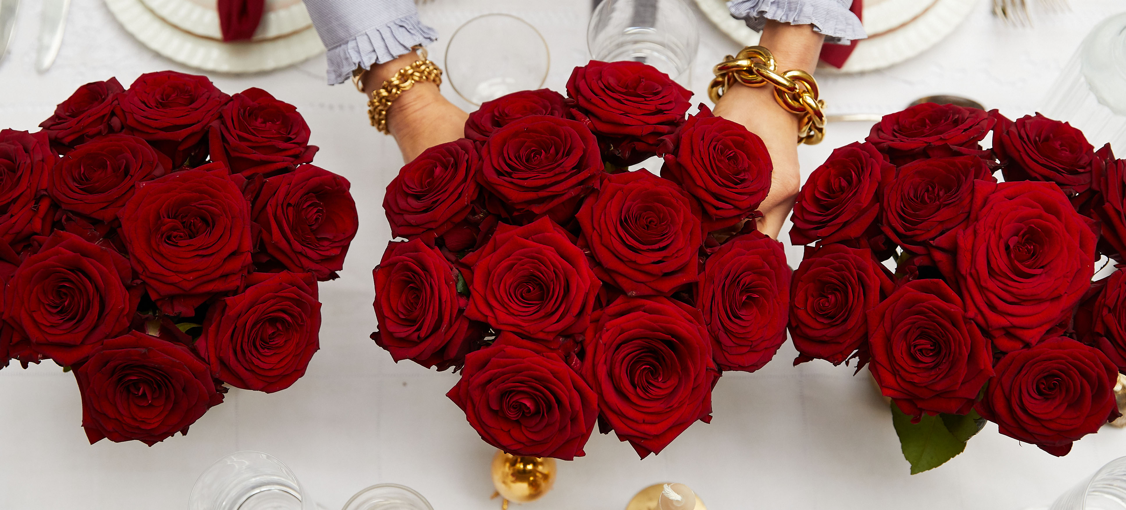 Set de Table de Saint-Valentin