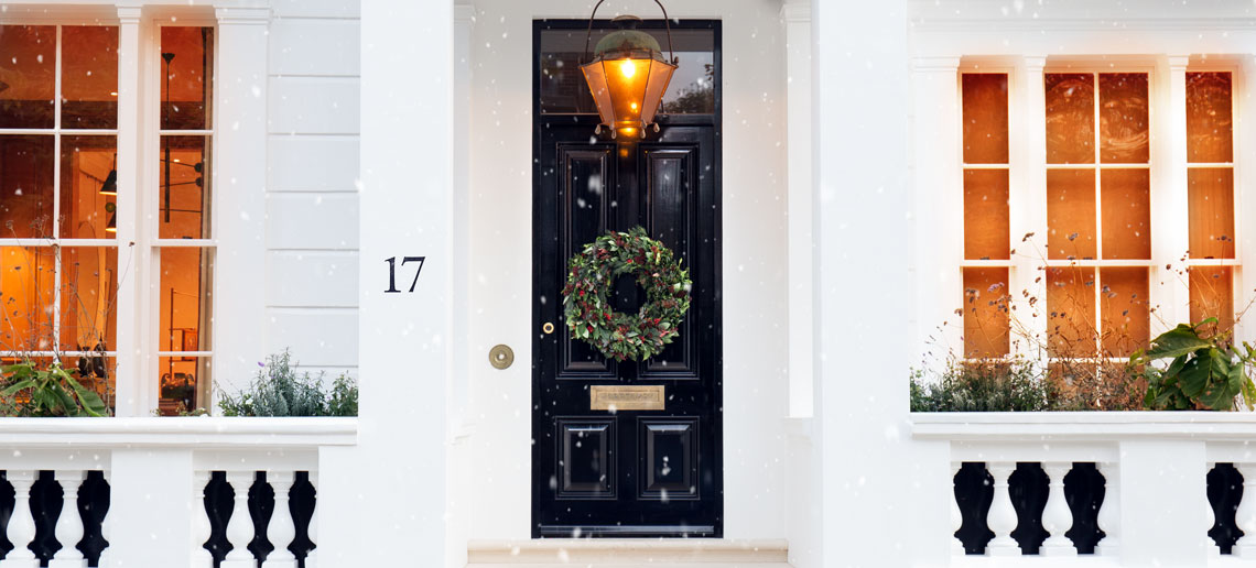 Holiday Wreath and Garland Pre-Order