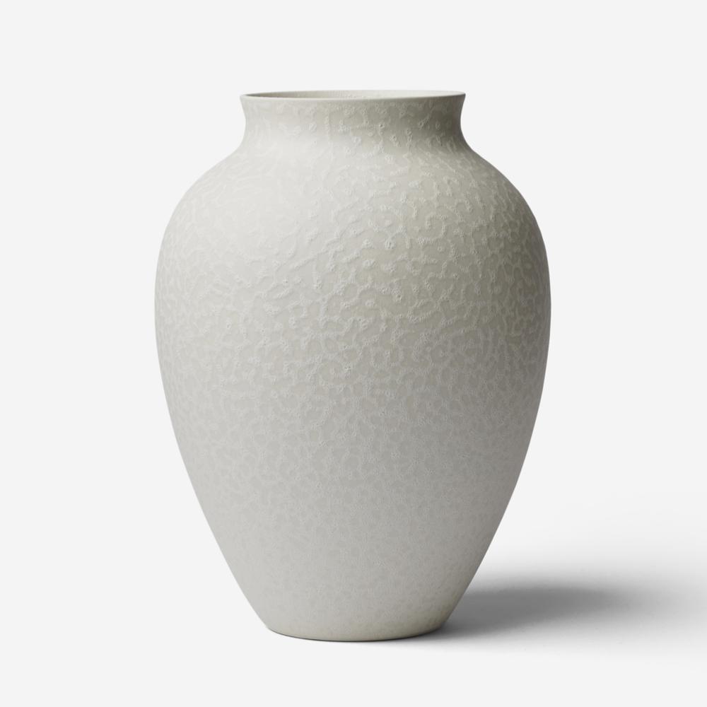 Large Mayfair Blanc Vase