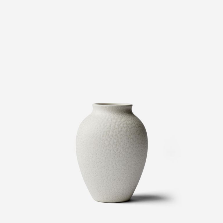 Vase Petit Mayfair Blanc