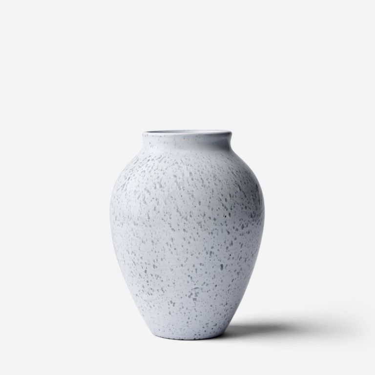 Vase Mayfair Stone Moyen