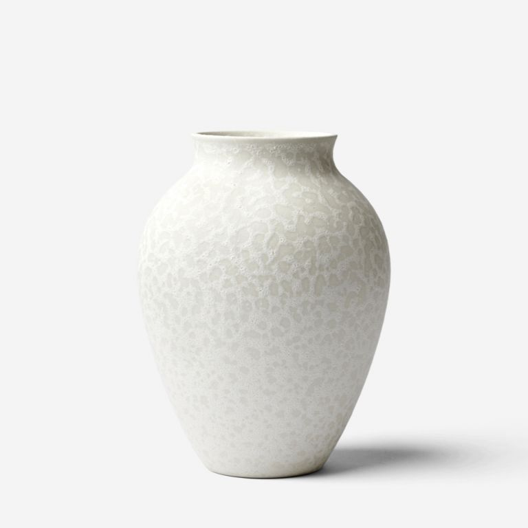 Medium Mayfair Blanc Vase