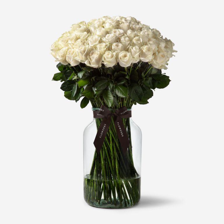 100 Roses Vase Set
