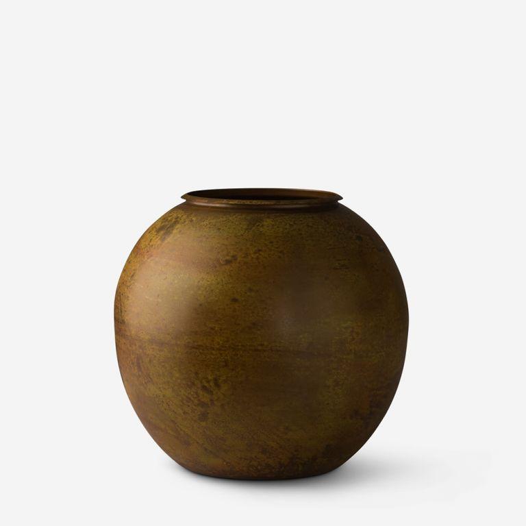 Amber Beaumont Vase