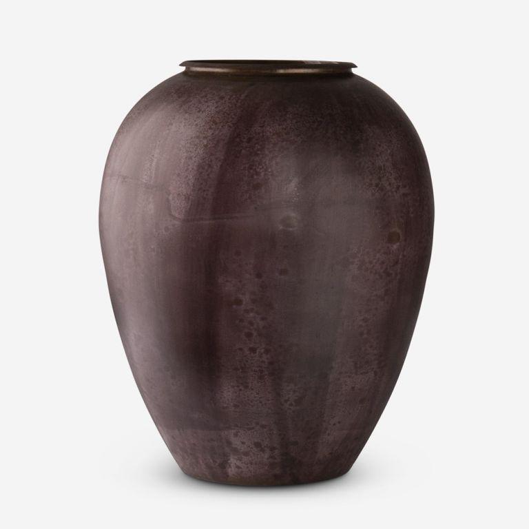 Bronze Beaumont Vase