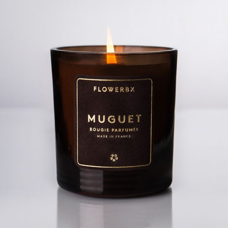 Muguet Scented Candle