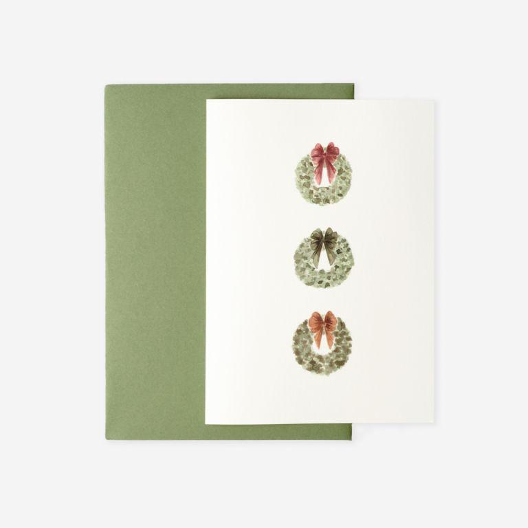 FLOWERBX X Memo Wreaths Card Pack of 10