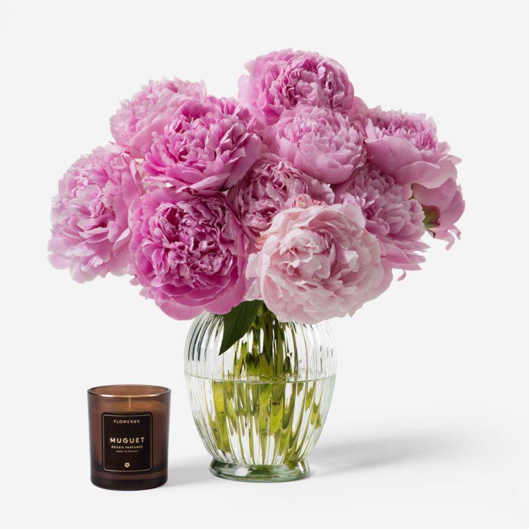 Vase Set Primrose Peony