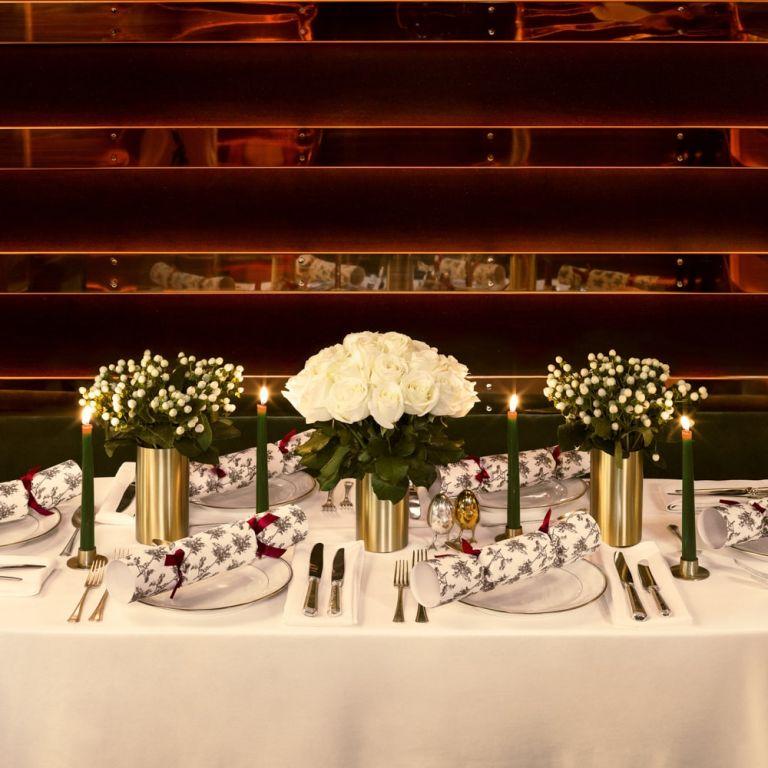Wickstead Rose Table Set