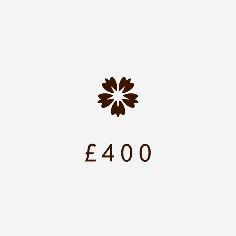 Gift Card £400