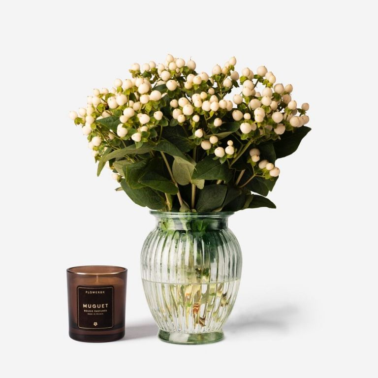 Royal Windsor Hypericum Vase Set