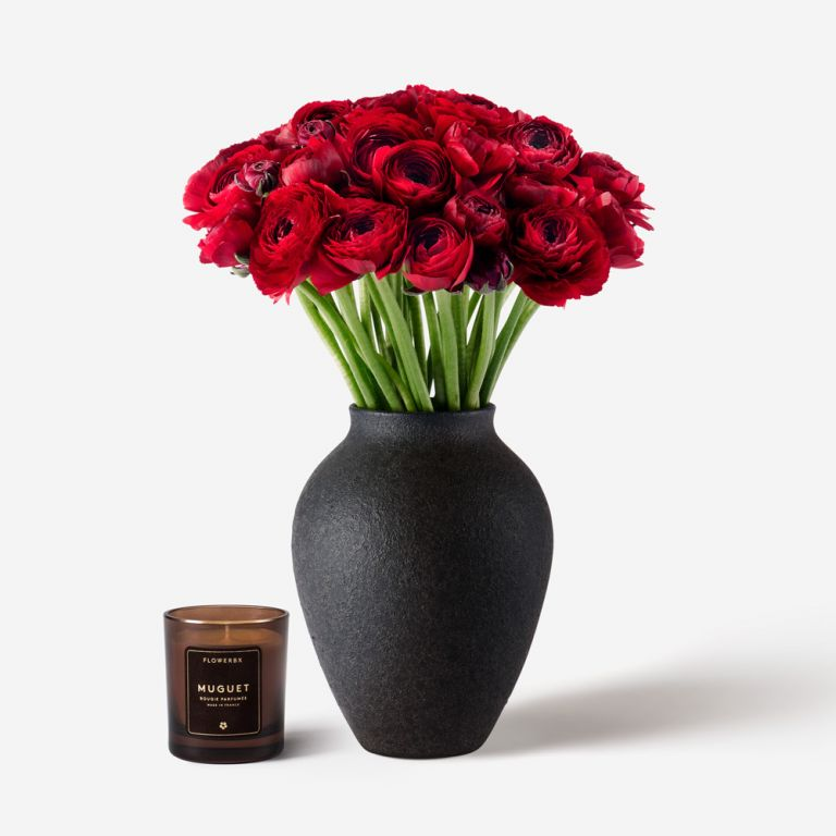 Small Mayfair Ranunculus Vase Set