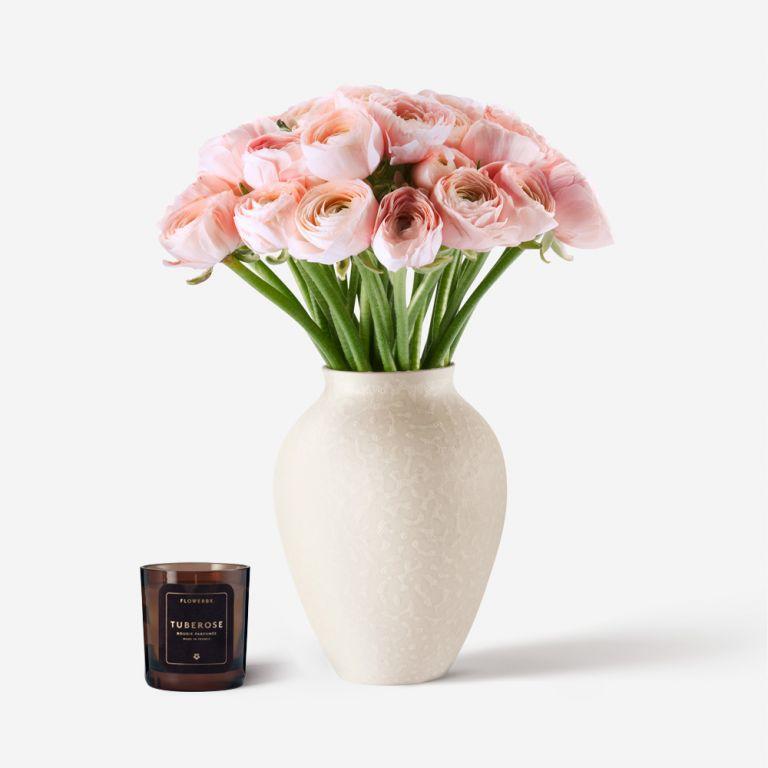 Italian Ranunculus Extraordinary Gift Set