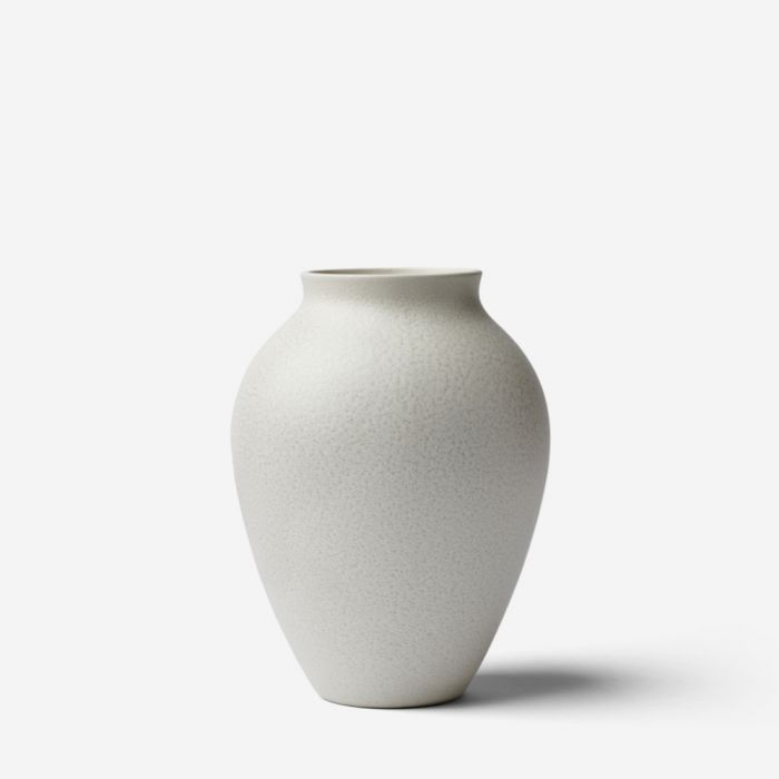 Small Mayfair Blanc Vase