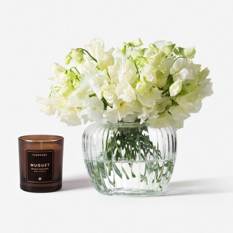 Small Curve Windsor Vase