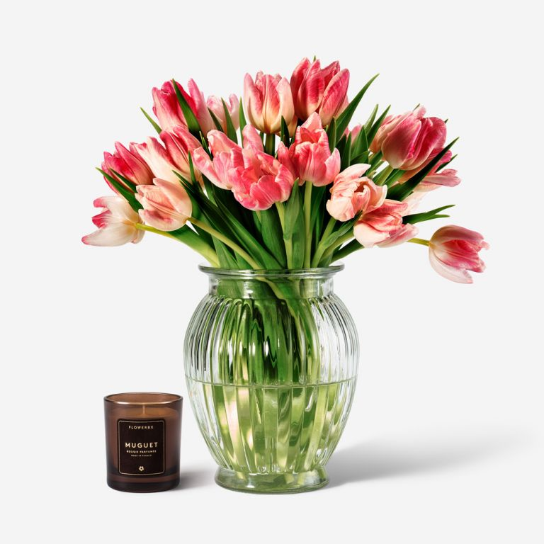 Royal Windsor Tulip Vase Set