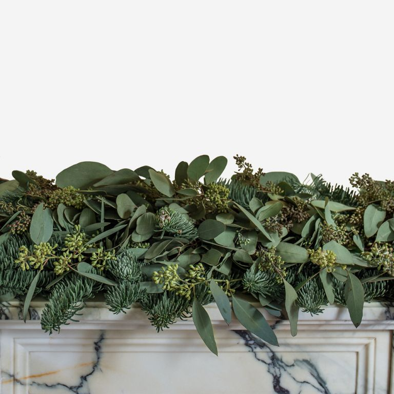 Berried Eucalyptus Garland