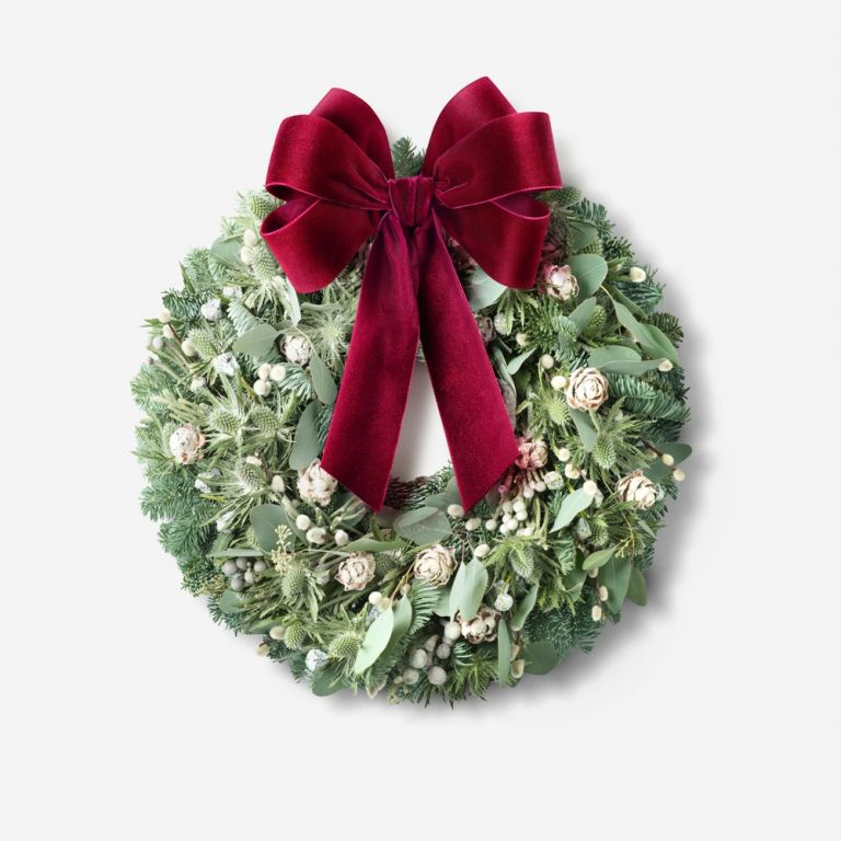 Winter White Wreath Workshop