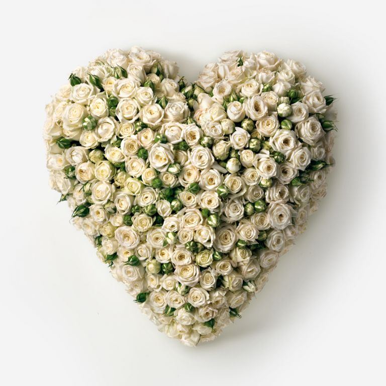 Spray Rose Heart